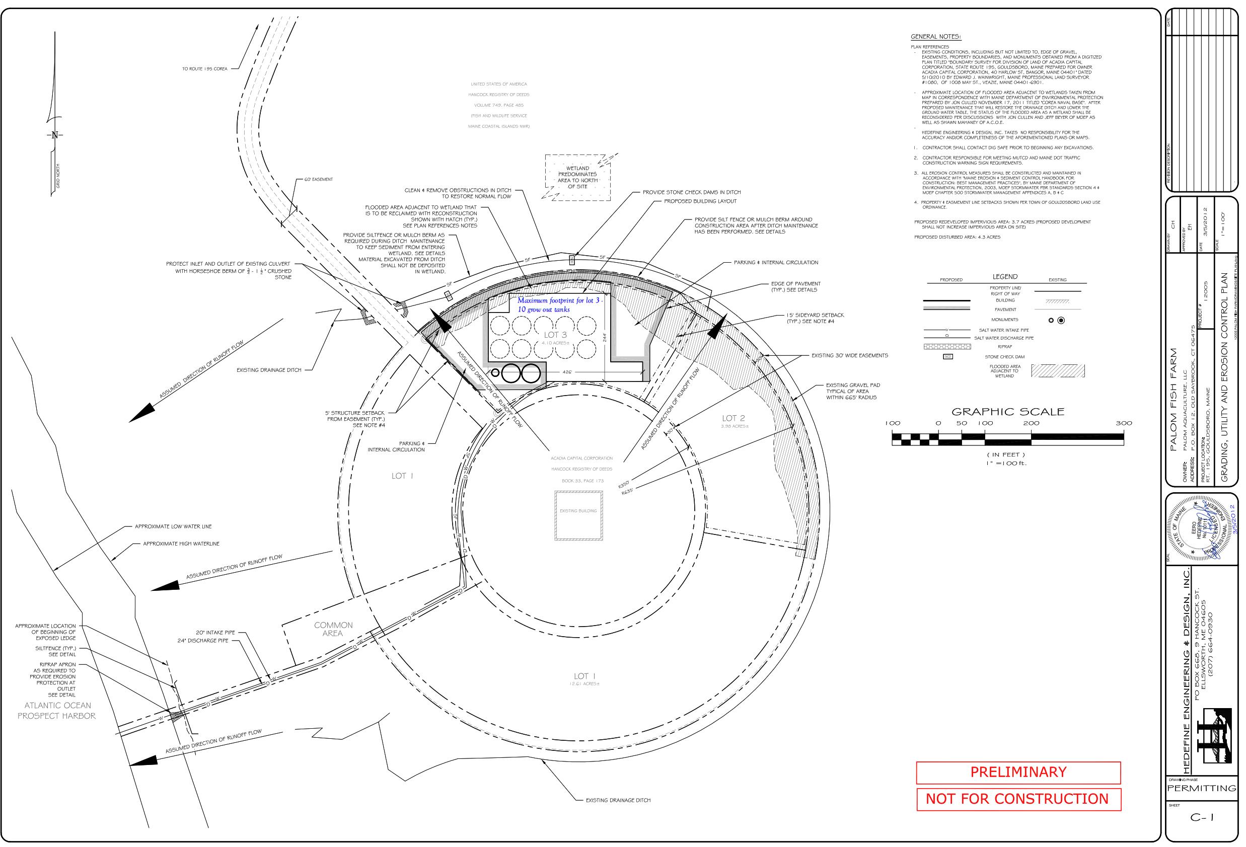 Palom Aquaculture - Phase I